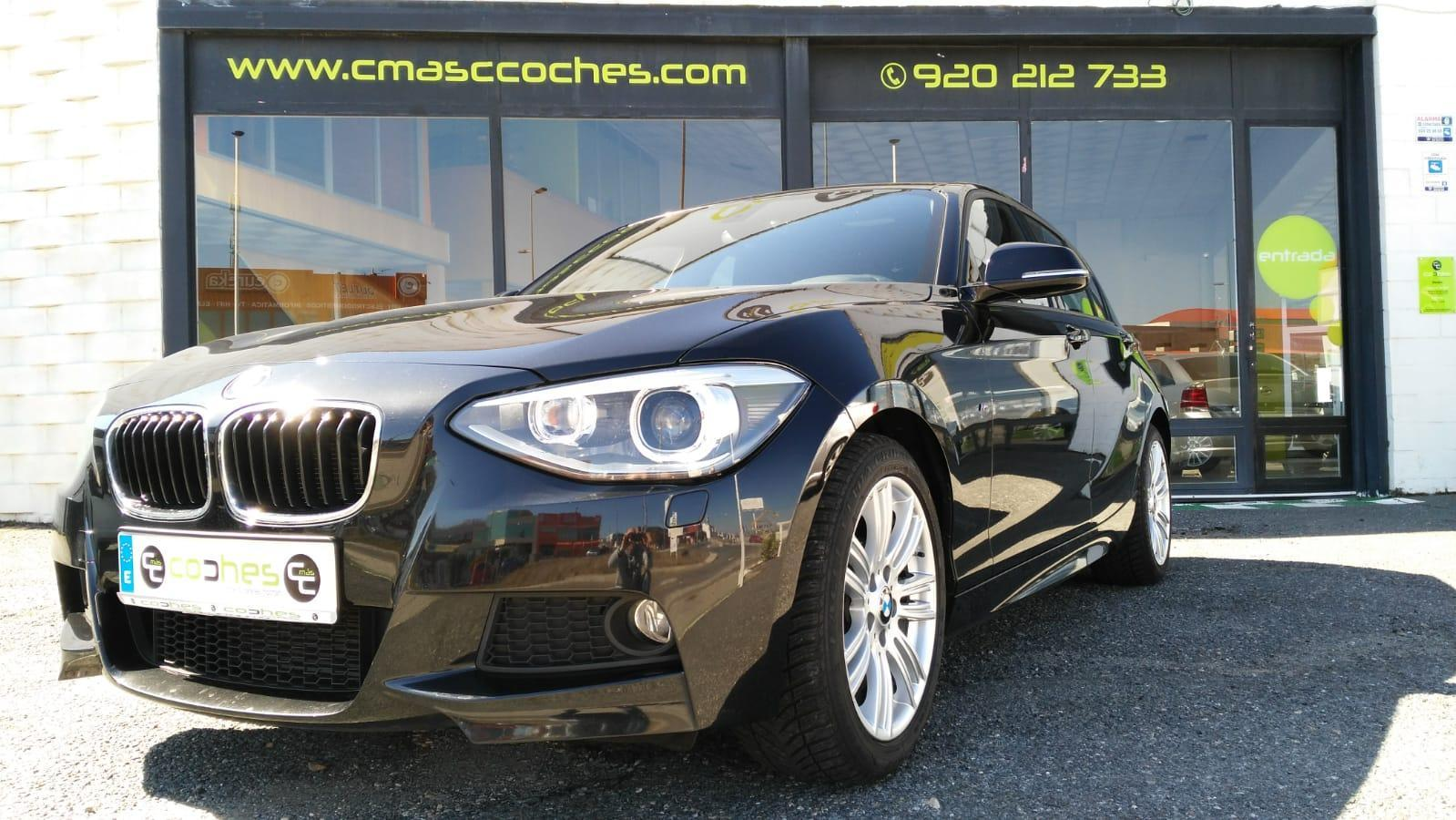 cmasc coches BMW 116i PAQUETE M