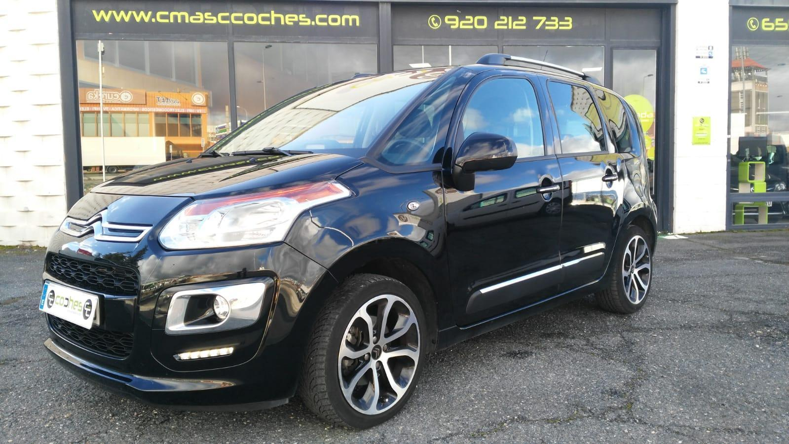 CITROEN C3 PISASSO 1.2 110 CV