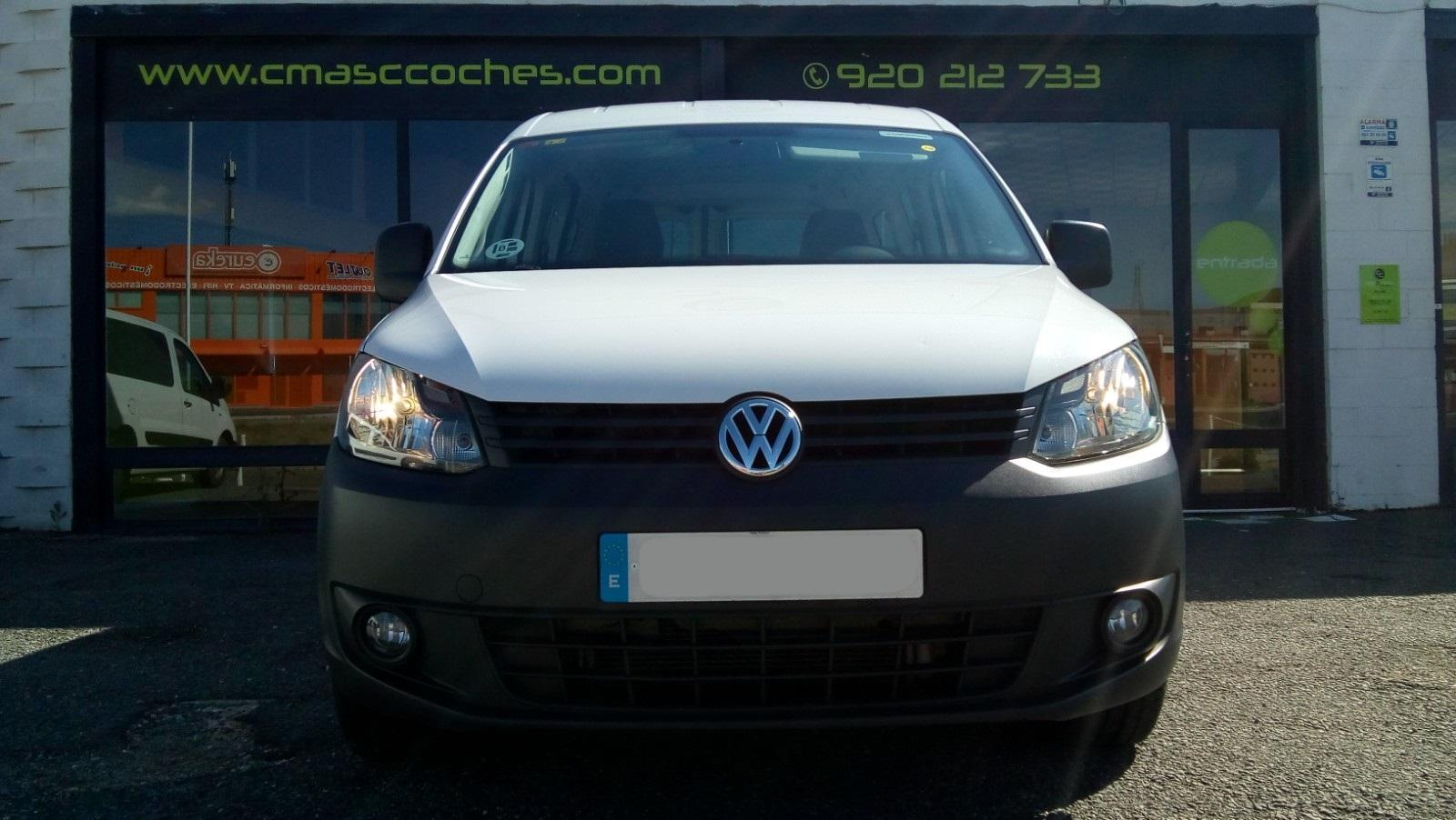 cmasc coches VOLKSWAGEN CADDY 2.0 TDI 4MOTION 5 PLAZAS